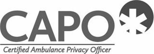 CAPO CERTIFIED AMBULANCE PRIVACY OFFICER