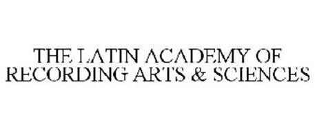 THE LATIN ACADEMY OF RECORDING ARTS & SCIENCES