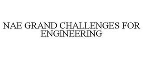 NAE GRAND CHALLENGES FOR ENGINEERING