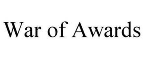 WAR OF AWARDS