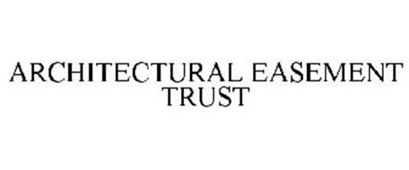 ARCHITECTURAL EASEMENT TRUST
