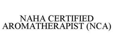 NAHA CERTIFIED AROMATHERAPIST (NCA)