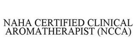 NAHA CERTIFIED CLINICAL AROMATHERAPIST (NCCA)