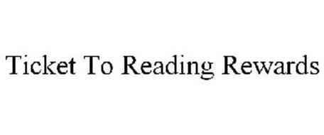TICKET TO READING REWARDS