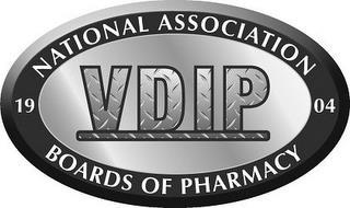 VDIP 1904 NATIONAL ASSOCIATION BOARDS OF PHARMACY
