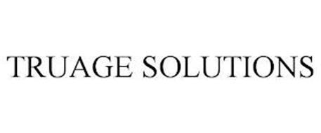 TRUAGE SOLUTIONS