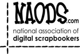 NAODS.COM NATIONAL ASSOCIATION OF DIGITAL SCRAPBOOKERS
