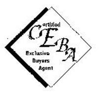 CEBA CERTIFIED EXCLUSIVE BUYERS AGENT
