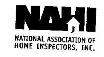 NAHI NATIONAL ASSOCIATION OF HOME INSPECTORS, INC.