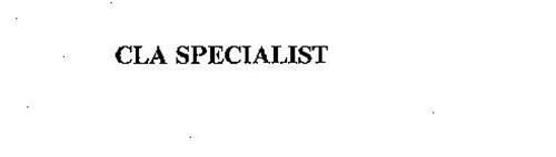 CLA SPECIALIST
