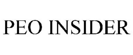 PEO INSIDER