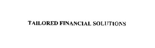TAILORED FINANCIAL SOLUTIONS