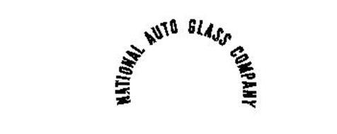 NATIONAL AUTO GLASS COMPANY