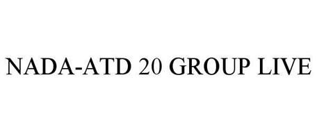 NADA-ATD 20 GROUP LIVE
