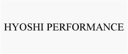 HYOSHI PERFORMANCE
