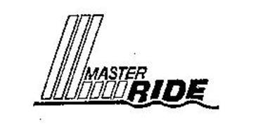 MASTER RIDE