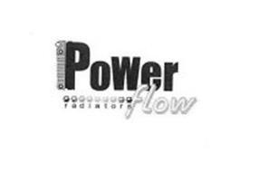 POWER RADIATORS FLOW