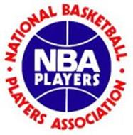NBA PLAYERS · NATIONAL BASKETBALL · PLAYERS ASSOCIATION
