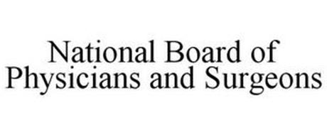 NATIONAL BOARD OF PHYSICIANS AND SURGEONS