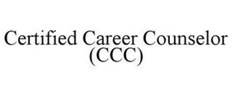 CERTIFIED CAREER COUNSELOR (CCC)