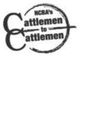 NCBA'S CATTLEMEN TO CATTLEMEN