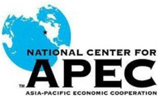 NATIONAL CENTER FOR APEC ASIA-PACIFIC ECONOMIC COOPERATION