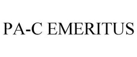 PA-C EMERITUS