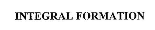 INTEGRAL FORMATION