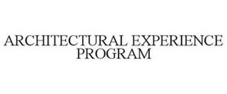 ARCHITECTURAL EXPERIENCE PROGRAM