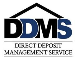 DDMS DIRECT DEPOSIT MANAGEMENT SERVICE