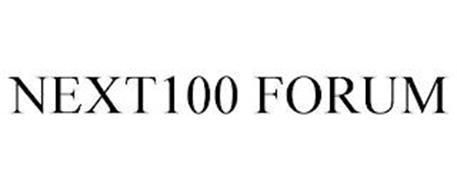 NEXT100 FORUM