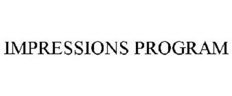 IMPRESSIONS PROGRAM