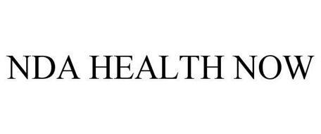 NDA HEALTH NOW