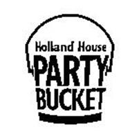 HOLLAND HOUSE PARTY BUCKET