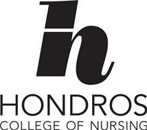 H HONDROS COLLEGE OF NURSING