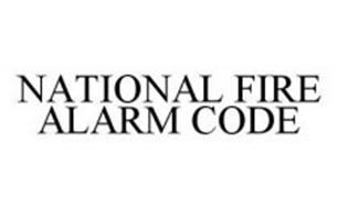 NATIONAL FIRE ALARM CODE