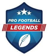 PRO FOOTBALL LEGENDS