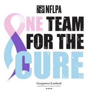 NFLPA ONE TEAM FOR THE CURE GEORGETOWN | LOMBARDI COMPREHENSIVE CANCER CENTER