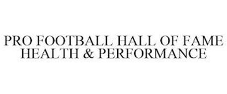 PRO FOOTBALL HALL OF FAME HEALTH & PERFORMANCE