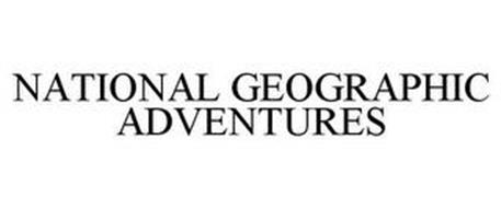 NATIONAL GEOGRAPHIC ADVENTURES
