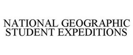NATIONAL GEOGRAPHIC STUDENT EXPEDITIONS