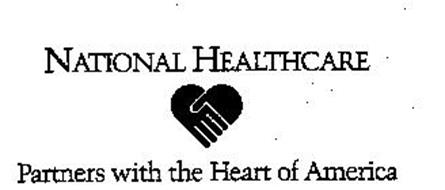 NATIONAL HEALTHCARE PARTNERS WITH THE HEART OF AMERICA