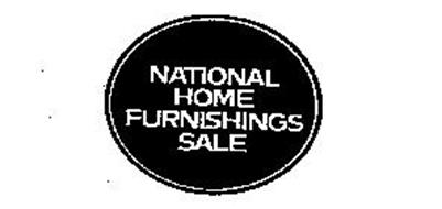 NATIONAL HOME FURNISHINGS SALE