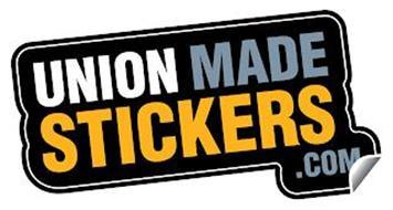 UNION MADE STICKERS.COM