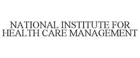 NATIONAL INSTITUTE FOR HEALTH CARE MANAGEMENT