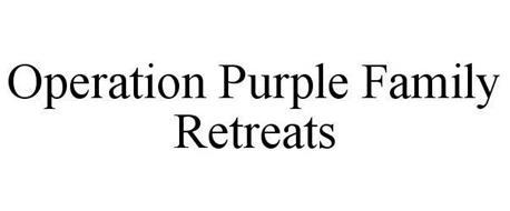 OPERATION PURPLE FAMILY RETREATS