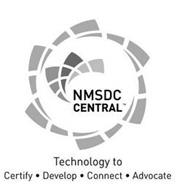 NMSDC NATIONAL MINORITY SUPPLIER DEVELOPMENT COUNCIL, INC TECHNOLOGY TO CERTIFY· DEVELOP· CONNECT· ADVOCATE
