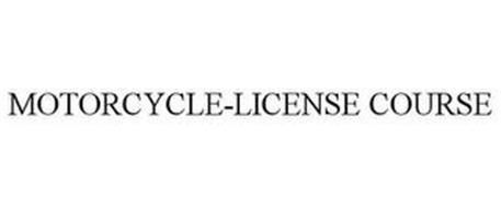 MOTORCYCLE-LICENSE COURSE