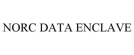 NORC DATA ENCLAVE