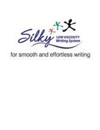 SILKY LOW VISCOSITY WRITING SYSTEM FOR SMOOTH AND EFFORTLESS WRITING